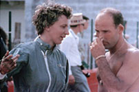 Denise and Stirling Moss