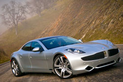 2012 Fisker Karma, reviewed by Denise McCluggage.